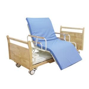 rotating-bed